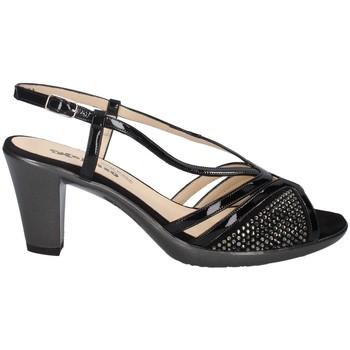 Chaussures Femme Sandales et Nu-pieds Melluso HR50102 NOIR