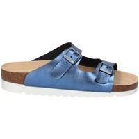 Chaussures Femme Mules Melluso H016008 DES SANDALES Femme JEANS JEANS