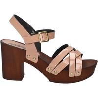 Chaussures Femme Sandales et Nu-pieds Melluso 09601X DES SANDALES Femme VIANDE VIANDE