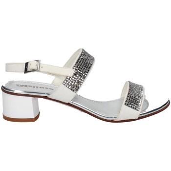 Chaussures Femme Sandales et Nu-pieds Melluso 03115X DES SANDALES Femme BLANC BLANC