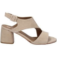 Chaussures Femme Sandales et Nu-pieds Melluso N632 DES SANDALES Femme LE SABLE LE SABLE