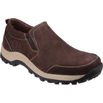 Chaussures Homme Mules Cotswold SHEEPSCOMBE-BRN-40 Sheepscombe Marron