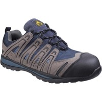 Chaussures Homme Running / trail Amblers Safety FS34C Bleu