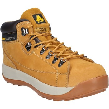 Chaussures Homme Boots Amblers Safety FS122 Honey
