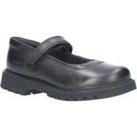 Chaussures Fille Ballerines / babies Hush puppies TALLY JNR HKY8271 Noir