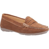 Chaussures Femme Mocassins Hush puppies HPW1000-128-1-3 Margot Bronzer