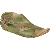 Chaussures Femme Sandales et Nu-pieds Riva Di Mare Cartier Leather Vert