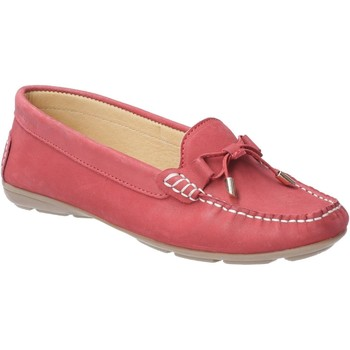 Chaussures Femme Mocassins Hush puppies HPW1000-19-2-3 Maggie Rouge