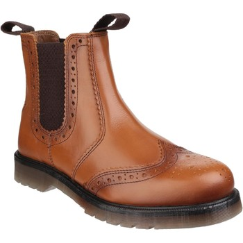 Chaussures Homme Boots Amblers Dalby Bronzer