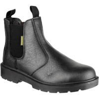 Chaussures Homme Boots Amblers Safety FS116 Noir