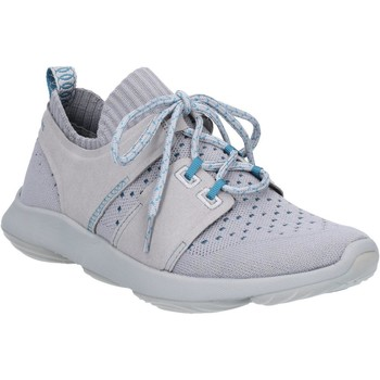 Chaussures Femme Baskets basses Hush puppies HW06472-025-36 World Frost Gris Knit