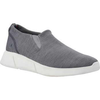 Chaussures Homme Slip ons Hush puppies HM01138-020-6 Cooper Gris