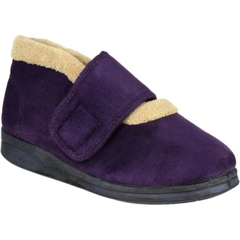 Chaussures Femme Chaussons Mirak Jeane Violet