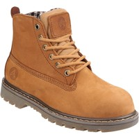 Chaussures Homme Boots Amblers Safety FS103 Tobacco
