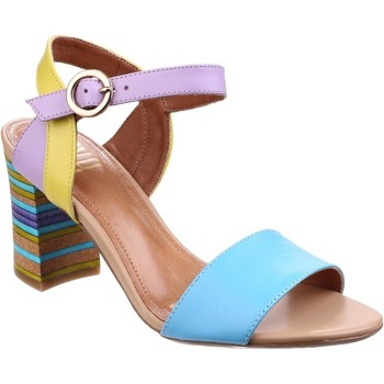Chaussures Femme Sandales et Nu-pieds Riva Di Mare Baxin Multi Leather Turquoise