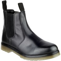Chaussures Homme Boots Amblers Colchester Boot Noir