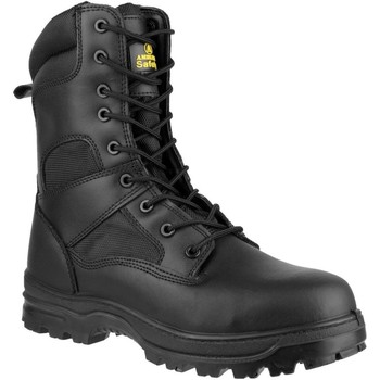 Chaussures Homme Boots Amblers Safety FS009C Noir