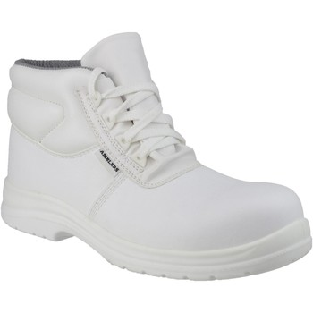 Chaussures Homme Boots Amblers Safety FS513 Blanc