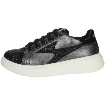 Chaussures Fille Baskets basses Balducci BS1860 Gris anthracite
