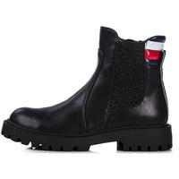 Chaussures Garçon Boots Tommy Hilfiger - Beatles nero T3A5-30853 NERO