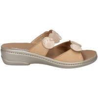 Chaussures Femme Mules Melluso 02906X BEIGE