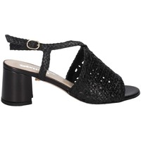 Chaussures Femme Sandales et Nu-pieds Melluso HS538 NOIR