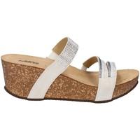 Chaussures Femme Sandales et Nu-pieds Melluso H016223 DES SANDALES Femme BLANC BLANC