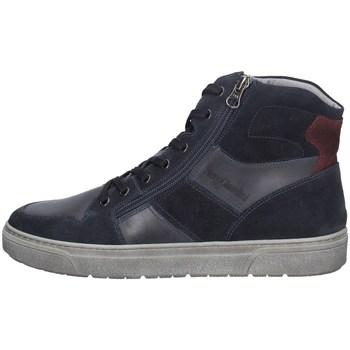 Chaussures Homme Baskets montantes Nero Giardini I001751U BLEU