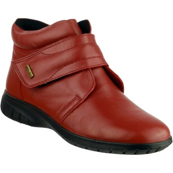 Chaussures Femme Boots Cotswold Chalford Rouge