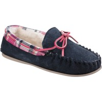 Chaussures Femme Chaussons Cotswold Kilkenny Marine