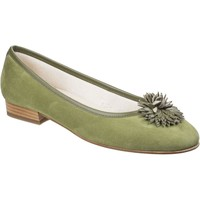 Chaussures Femme Escarpins Riva Di Mare Iseo Suede Olive