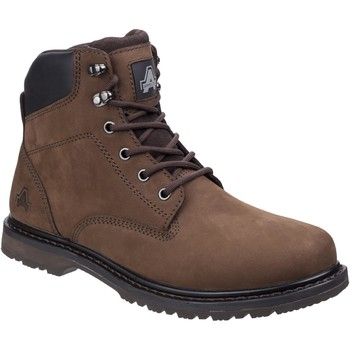 Chaussures Homme Boots Amblers Millport Marron