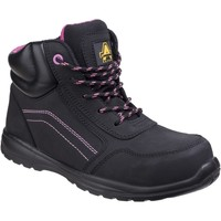 Chaussures Femme Boots Amblers Safety AS601 Lydia Noir