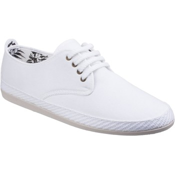 Chaussures Homme Baskets basses Flossy YAGOMAN Yago Blanc