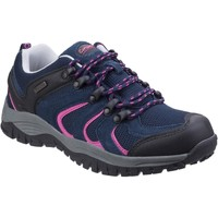 Chaussures Femme Baskets basses Cotswold Stowell Low Bleu