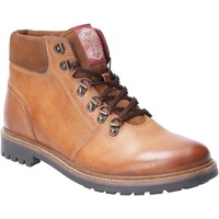 Chaussures Homme Boots Base London SU08241-40 Fawn Burnished Bronzer
