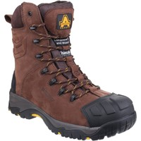 Chaussures Homme Boots Amblers Safety 24196 AS995 PILLAR Marron