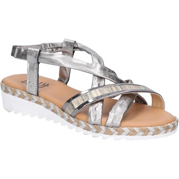 Chaussures Femme Sandales et Nu-pieds Riva Di Mare C250-PEWT-35 Ginny Étain