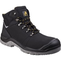 Chaussures Homme Boots Amblers Safety AS252 Noir