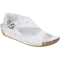 Chaussures Femme Sandales et Nu-pieds Riva Di Mare Arlo Leather Blanc