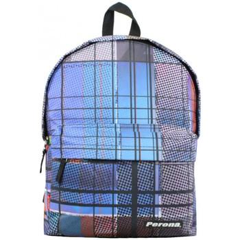 Sacs Enfant Sacs à dos A Découvrir ! Sac à dos Perona motif déco bleu (1S) Multicolor