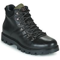 Chaussures Homme Boots André CHAMONIX Noir