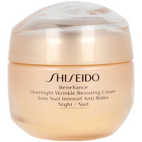 Beauté Femme Anti-Age & Anti-rides Shiseido Benefiance Overnight Wrinkle Resisting Cream  50 ml