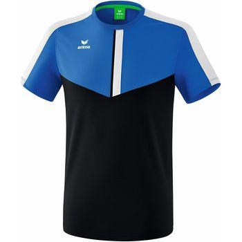 Vêtements Homme T-shirts manches courtes Erima T-shirt  Squad bleu royal/bleu marine