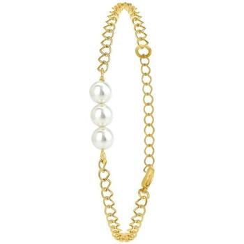 Montres & Bijoux Femme Bracelets Sc Crystal B2182 Doré