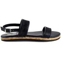 Chaussures Femme Sandales et Nu-pieds Zerimar PARASTASIS Noir