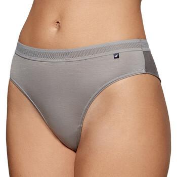 Sous-vêtements Femme Strings Impetus Travel Woman Soft premium Gris