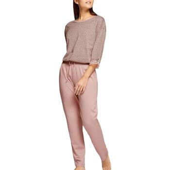 Vêtements Femme Pyjamas / Chemises de nuit Impetus Woman Nature Rose