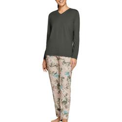 Vêtements Femme Pyjamas / Chemises de nuit Impetus Woman Elysian Vert