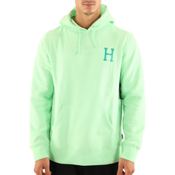 Vêtements Homme Sweats Huf Sweat ? capuche  Planta P/0 Hoodie Vert